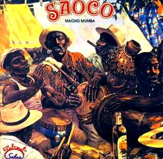 Macho Mumba album cover